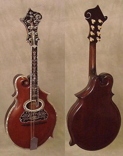 Orville Gibson's Last Mandolin