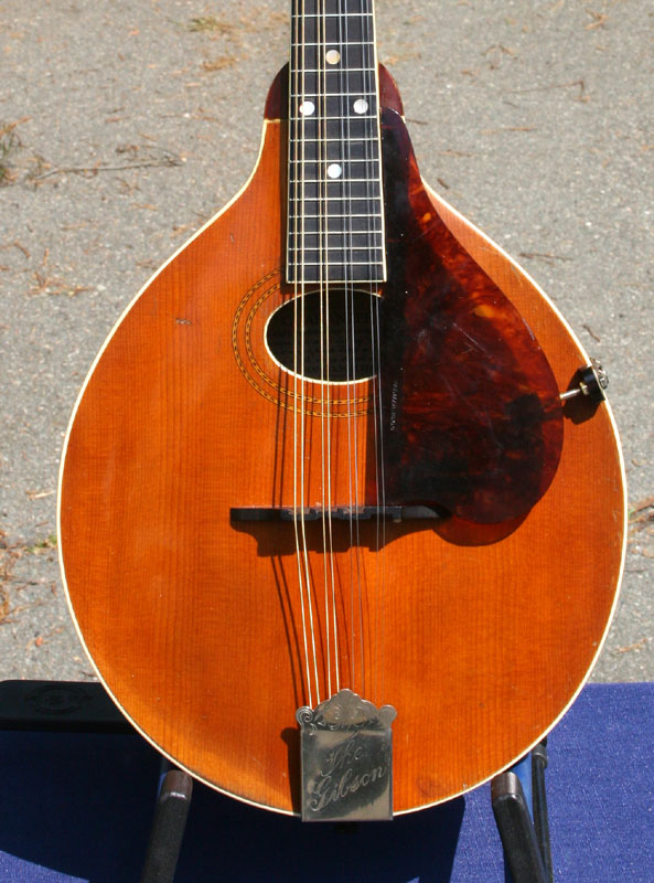 gibson mandolin dating