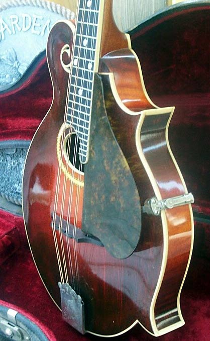Gibson Mandolin Serial Number Search on The Session