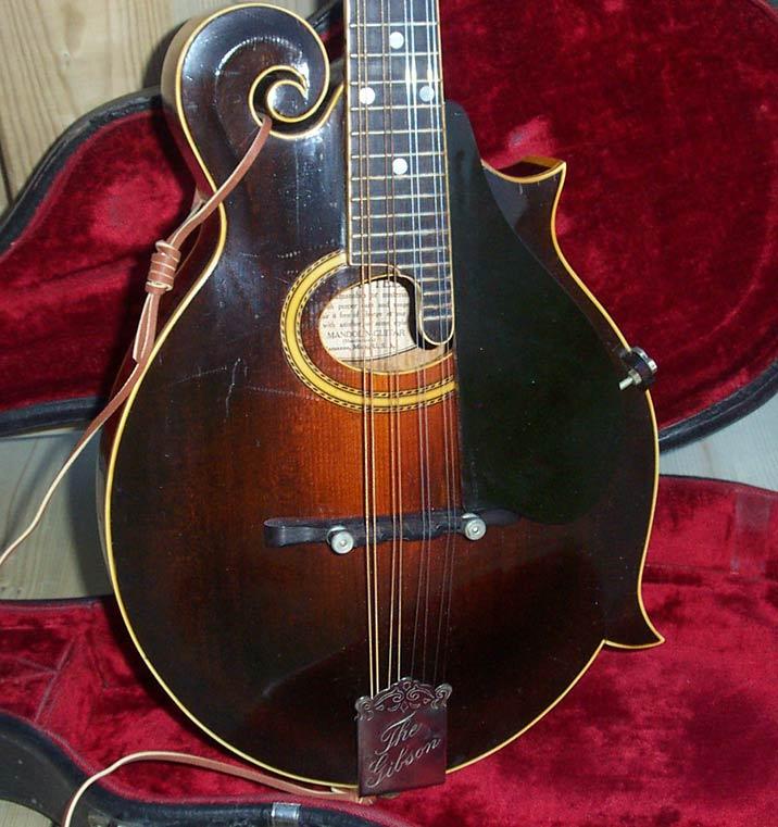 Dating gibson mandolins ebay