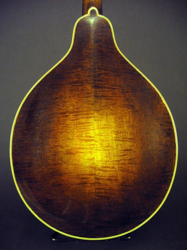 The Mandolin Archive: Gibson A5 Mandolin #74003 Signed by Lloyd Loar