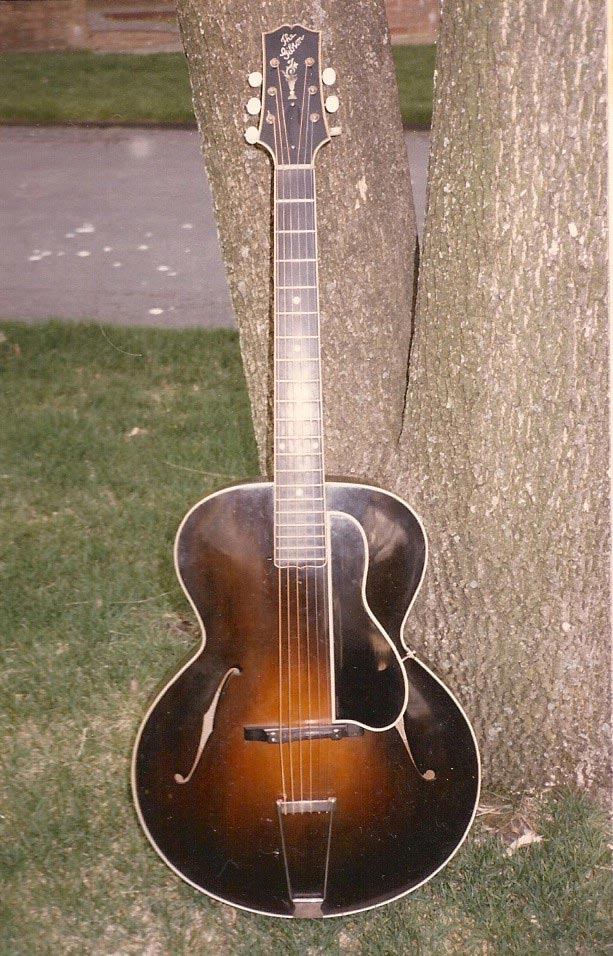 The Mandolin Archive: Gibson L5 Guitar #76482 Signed by Lloyd Loar ...