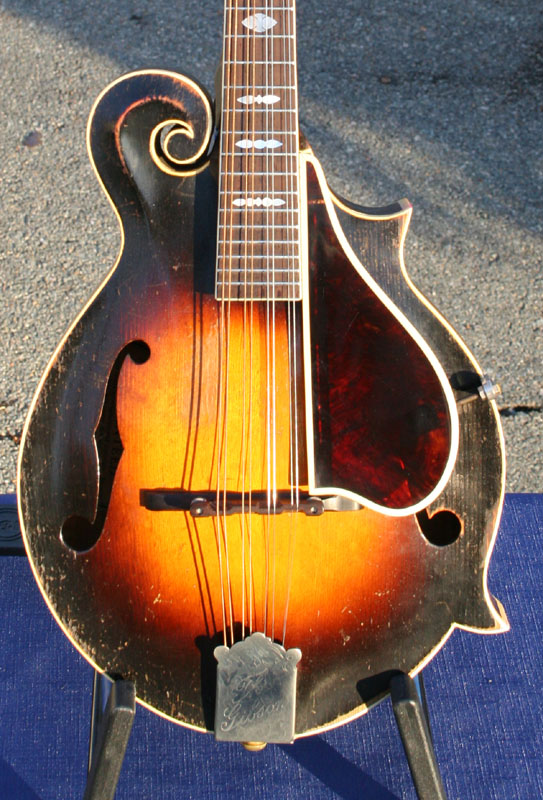 Dating gibson mandolins