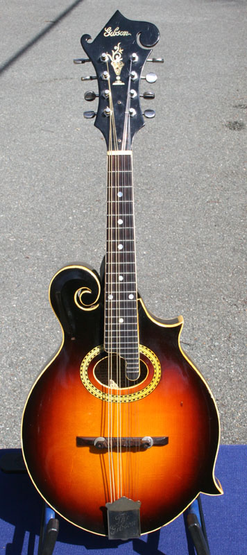 gibson f4 mandolins in the four string farmhouse forum. Black Bedroom Furniture Sets. Home Design Ideas