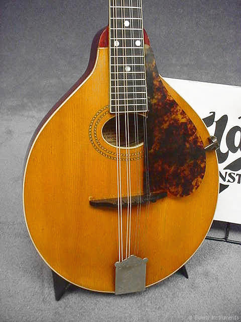 The Mandolin Archive 1918 Gibson A1 Mandolin 44417