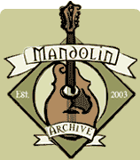 Mandolin Archive
